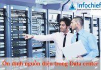 Ổn định nguồn điện trong Data center