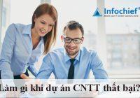 Làm gì khi dự án CNTT thất bại?