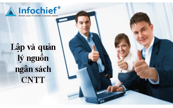Lập và quản lý nguồn ngân sách CNTT