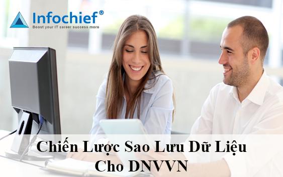 Chiến lược sao lưu dữ liệu cho DNVVN
