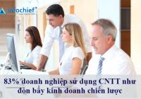 Các Doanh nghiệp sử dụng CNTT như Đòn Bẩy kinh doanh chiến lược
