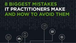 8 Sai lầm lớn nhất trong quản lý CNTT