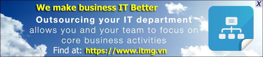 ITMG - We make business IT better